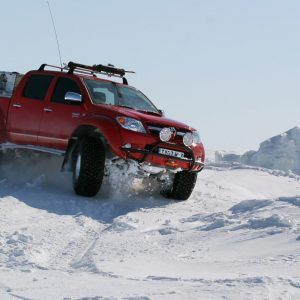 Iceland Winter Rally
